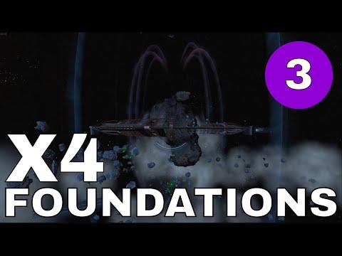 X4 Foundations S2 E03 - Nividium and the Player Headquarters