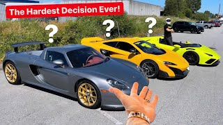 WHAT SUPERCAR SHOULD I DRIVE ON GUMBALL RALLY 2022?