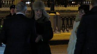 """Кто пришел на юбилей Минтимера Шаймиева в """"Пирамиде"""""""