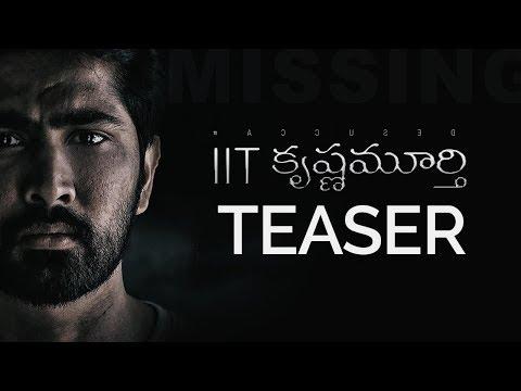 IIT Krishnamurthy Movie Teaser