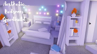 Aesthetic Bedroom ♡ Roblox Adopt Me