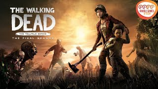 The Walking Dead The Final Season PS4 Pro Gameplay 60fps