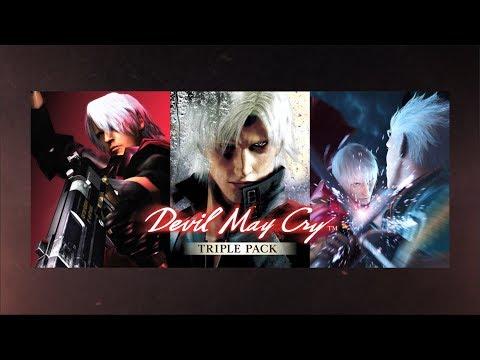 Switch版《惡魔獵人》三部曲合集的介紹影像