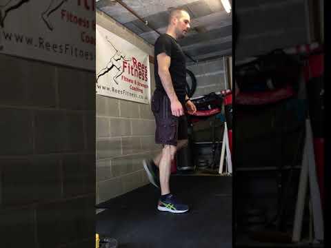 Exercise Demo - Heel flicks
