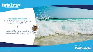 Learn About WebBeds TotalStay Hotel Booking Platform