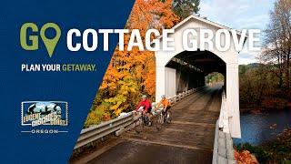 Go Cottage Grove - Cycling Covered Bridges | Eugene, Cascades & Coast