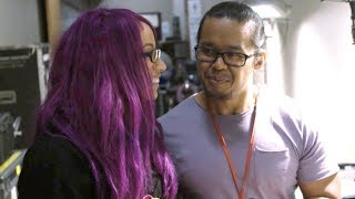 Sasha Banks on marriage, personal life in revealing interview