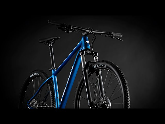 Видео Велосипед Merida Big Nine 200 Matt Blue (White)