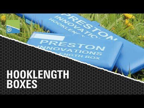 Preston Előketartó Inbox videó