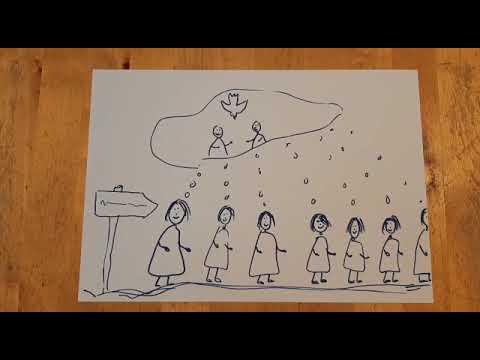 #MitMachKinderBibel - Sendung in die Welt