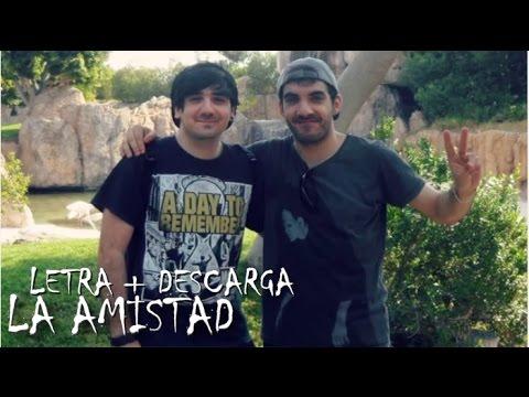 La Amistad | Alvaro HM - Letra + Descarga