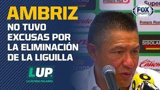 """Ignacio Ambriz: En León """"quedamos a deber"""" ante Morelia"""