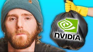 NVIDIA prétend se soucier des joueurs.