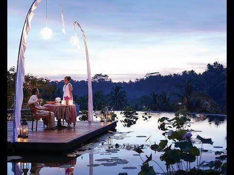 Four Seasons Bali Sayan World's Best Hotel