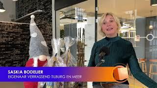 Lokale kerstpakketten helpen ondernemers uit de Langstraat