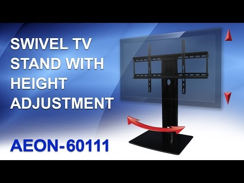 Universal TV Stand For Samsung, Vizio, LG, Sony Mp3