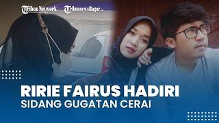 Hadiri Sidang Gugatan Cerai dengan Ayus Sabyan di Pengadilan Agama, Ririe Fairus Mengaku Trauma