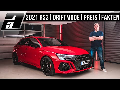 Der NEUE Audi RS3 (400PS, 500Nm) | SCHNELLER als A45s | ALLE Fakten und Details | REVIEW