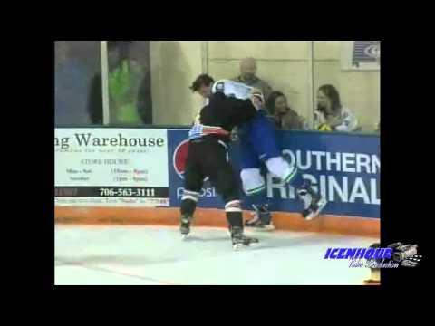 Levi Lind vs. Nate Peterson
