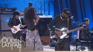 B.O.B. Performs 'John Doe' on The Queen Latifah Show