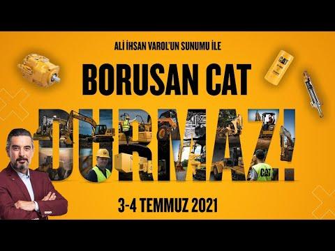 Borusan Cat Durmaz Dijital Etkinliği 1. Gün