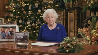 video: The Queen's message of reconciliation