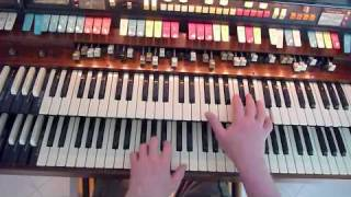 Spanish Flea - Hammond Elegante Organ