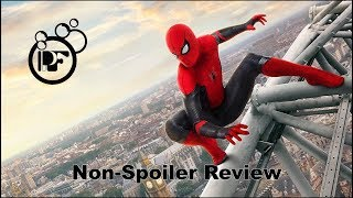 Spider-man: Far From Home - Our (Audio Only) Non-Spoiler Review