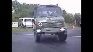 preview picture of video 'Fahrzeuge zur Übung BABARA 2012 Großenhain'