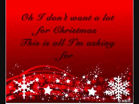 all i want for christmas is you justin bieber ft mariah carey lyrics - All I Want For Christmas Is You Mariah Carey Lyrics
