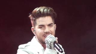 Adam Lambert - The Light (FULL) Hidalgo,TX MixMas2015 11/30/15