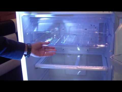 Nuevas heladeras No Frost Electrolux