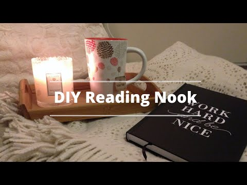 DIY Cozy Reading Nook Mp3