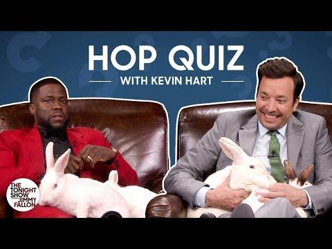 Hop Quiz with Kevin Hart (видео)