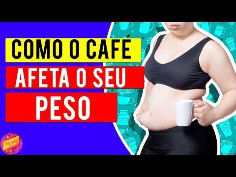 Como o Café Afeta Seu Peso