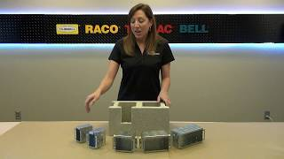 video: RACO: BLOCK-LOC® Masonry Box Support