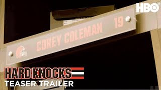 'Goodbye to Corey Coleman' Ep. 2 Teaser | Hard Knocks: Training Camp w/ the Cleveland Browns | HBO - Video Youtube