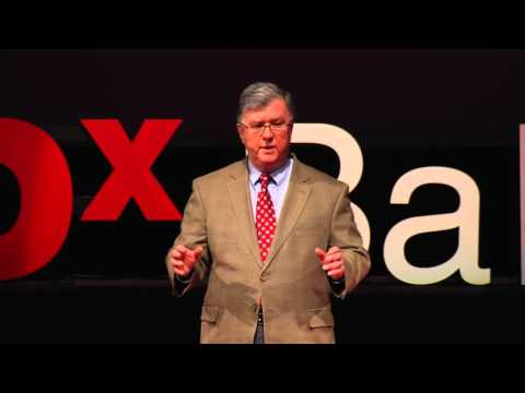 The Future of Higher Education | Kevin Manning | TEDxBaltimore