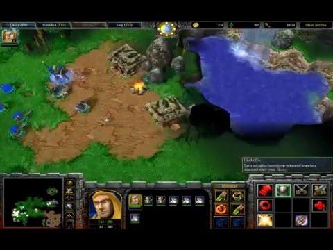 Warcraft 3 Reign of chaos(4) - Kampaň za lidi - Valící se Blackrock