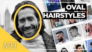 The Best Mens Hairstyles For An Oval Face Shape