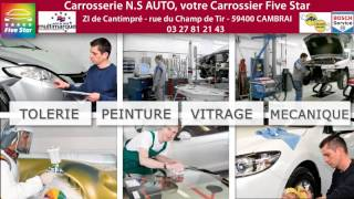 preview picture of video 'Garage agréé GMF Cambrai'