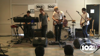 Divine Fits in the CD102.5 Big Room