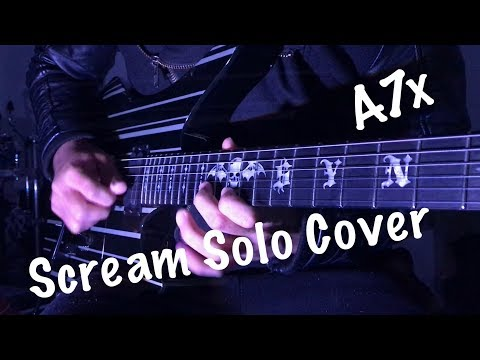 Scream Solo A7x
