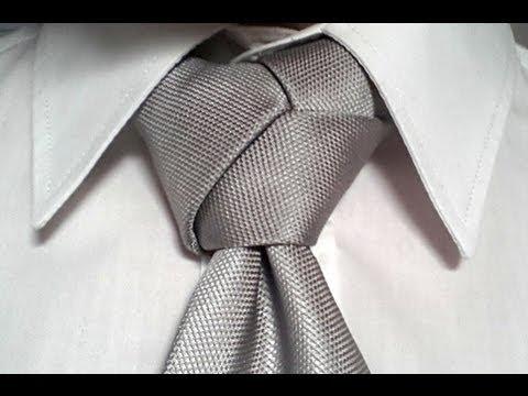 Krawatten besonders binden - Der Trinity Knoten Tutorial