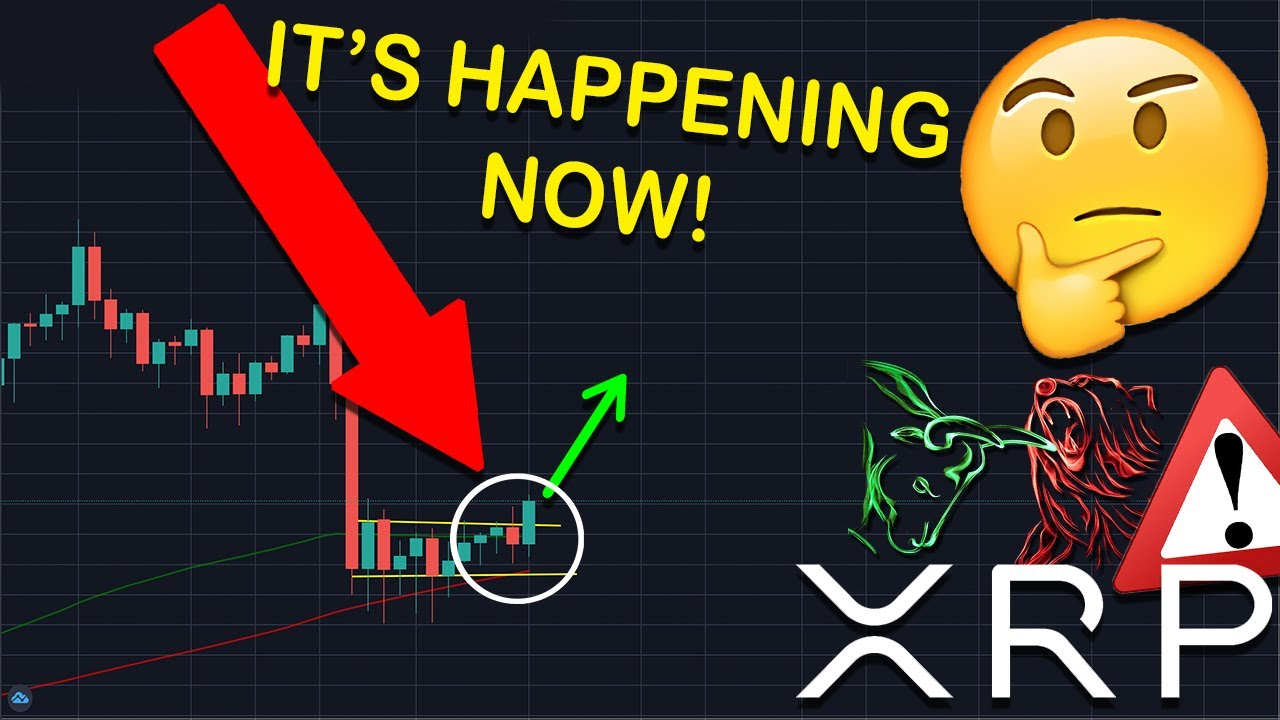XRP/RIPPLE PRICE EXPLOSION HAPPENING NOW? OR IS THERE 1 MORE DAY LEFT BEFORE MOONBLAST! | BITYARD!