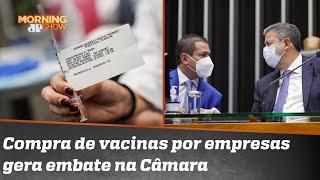 Apartheid sanitário? Oposição bate o pé contra projeto que libera compra de vacinas por empresas