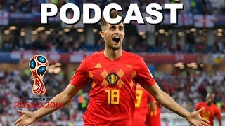 Mundijal Analiza 15. dan (Engleska - Belgija) | Sport Klub Podcast Powered by Smoki Mega Hrsker