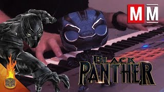 """Black Panther """"Glory to Bast"""" Cover"""