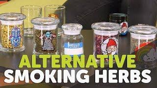 Alternative Smoking Herbs with Hempsley Health