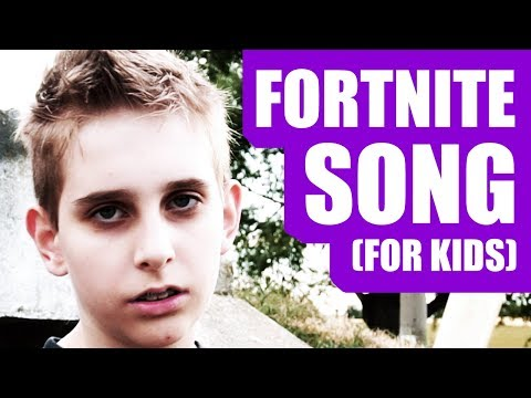 FORTNITE SONG!!! by MISHA (FOR KIDS)